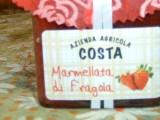 la nostra marmellata di fragole - Azienda Agricola Costa